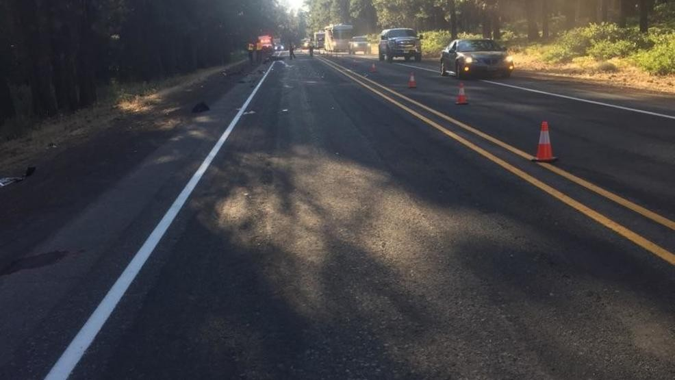 Motorcyclist killed in Highway 20 crash near Sisters | KVAL