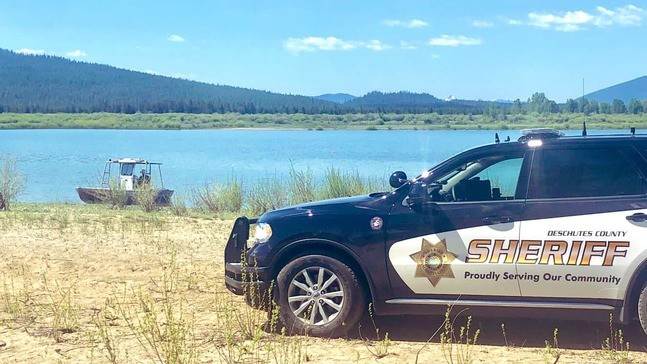Sheriff: Oregon man presumed drowned in Wickiup Reservoir | KVAL