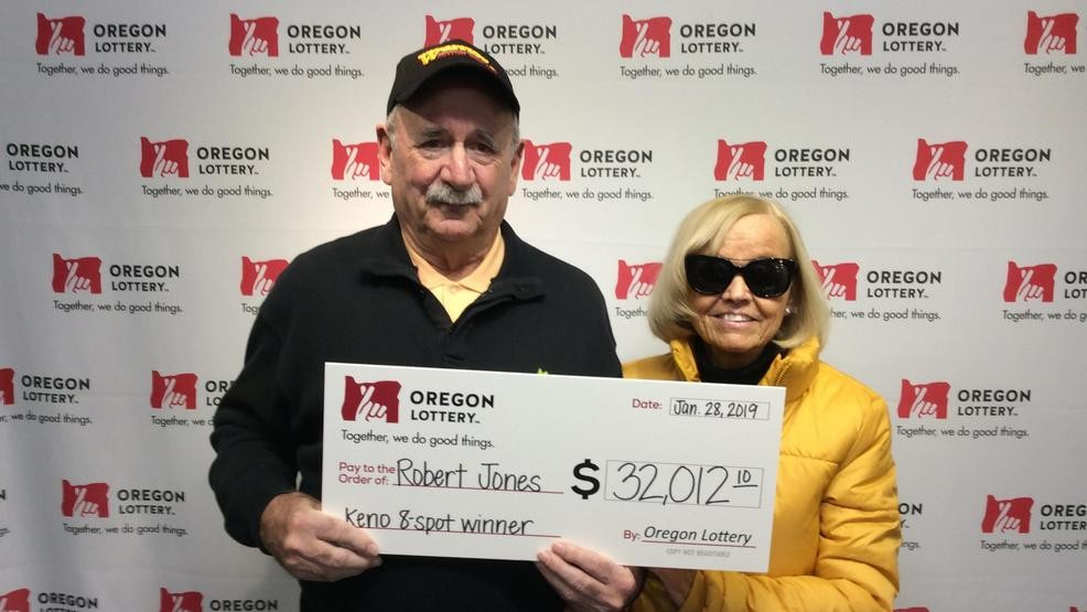 Creswell man scores $32,000 lottery win | KVAL