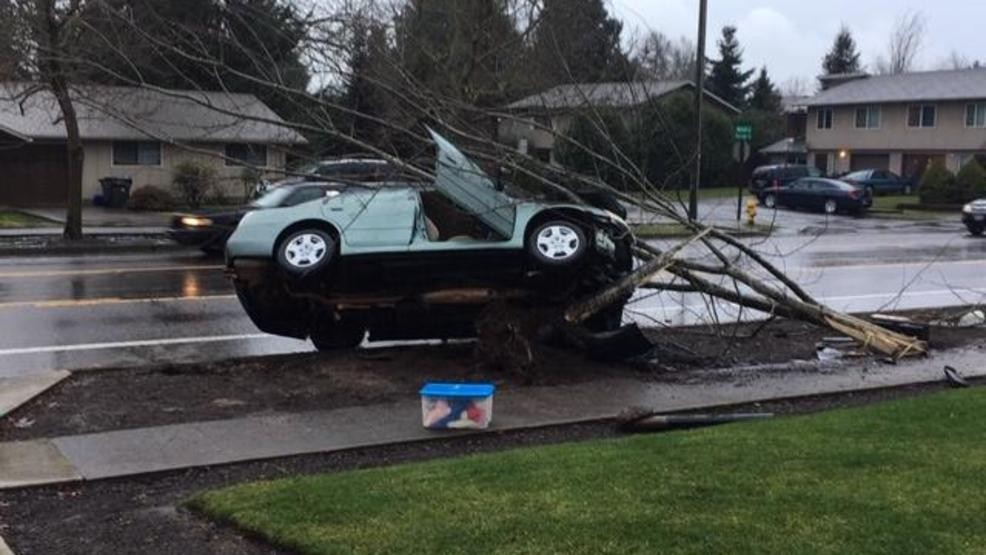 Police Woman Who Crashed On Harlow Road In Eugene Charged With Duii