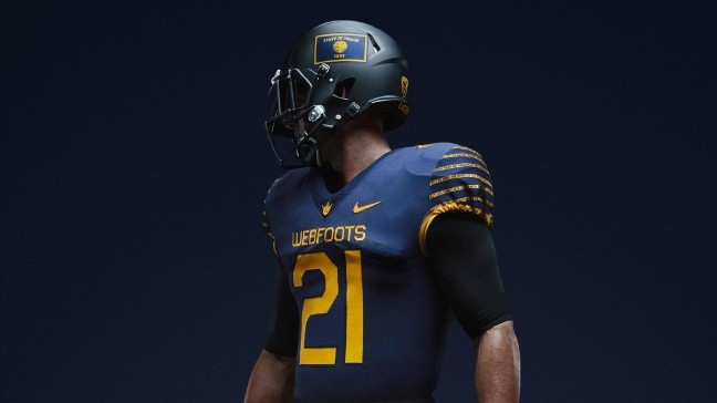 huge discount afea8 4eaba Ducks to face Huskies in throwback Webfoot uniforms inspired ...