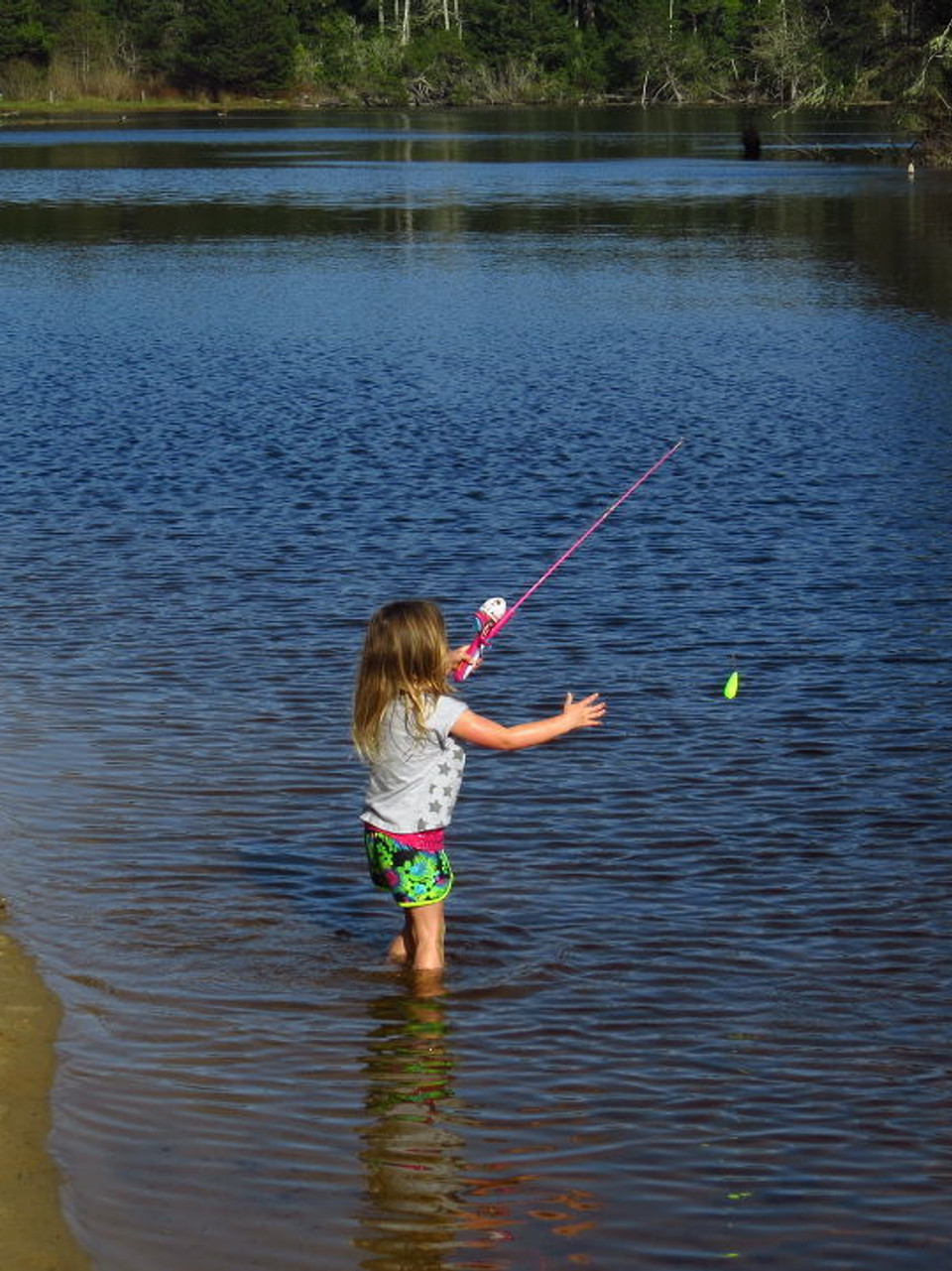 Free Fishing Still On This Weekend But No Special Events Kval