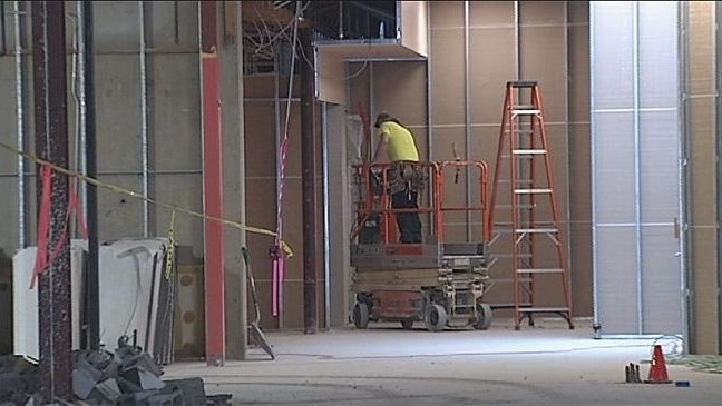 Nordstrom Rack On Track For Fall 2013 Opening At Oakway Kval