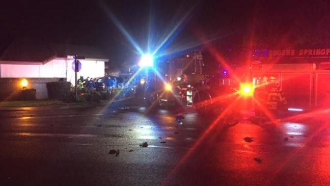 Police ID teens involved in deadly high-impact crash on MLK Day | KVAL