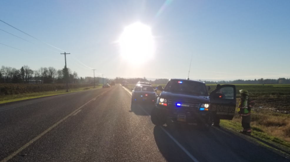 Glare from sun a factor in deadly 4-car crash on Oregon road