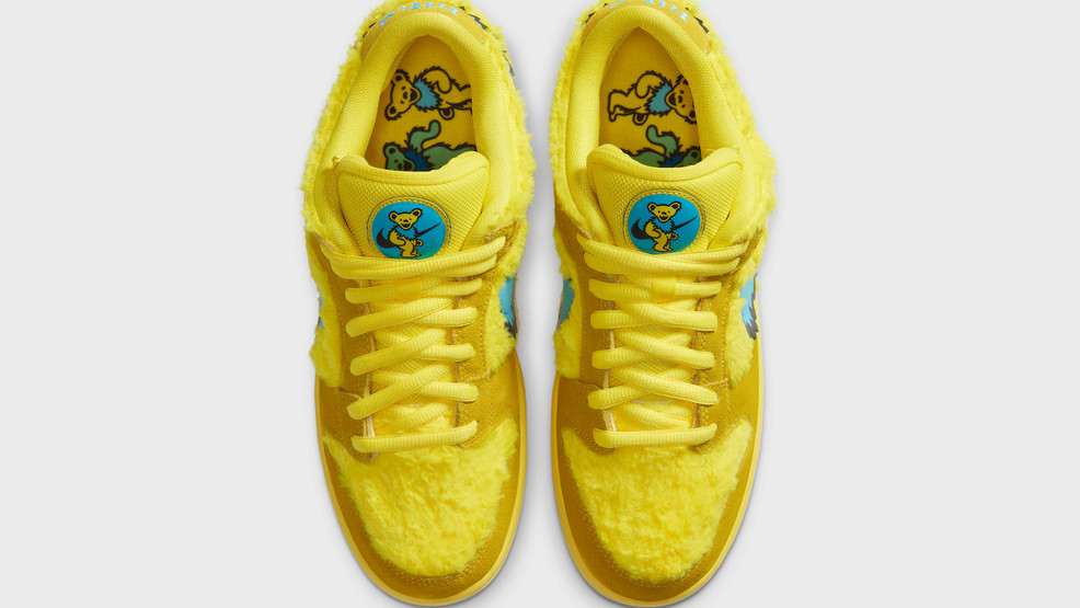 Nike Teams Up With Grateful Dead For New Shoe Design Kval