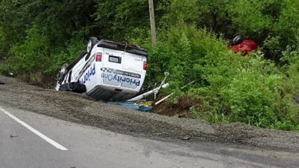 Police: 1 dead, 1 seriously injured after car enters