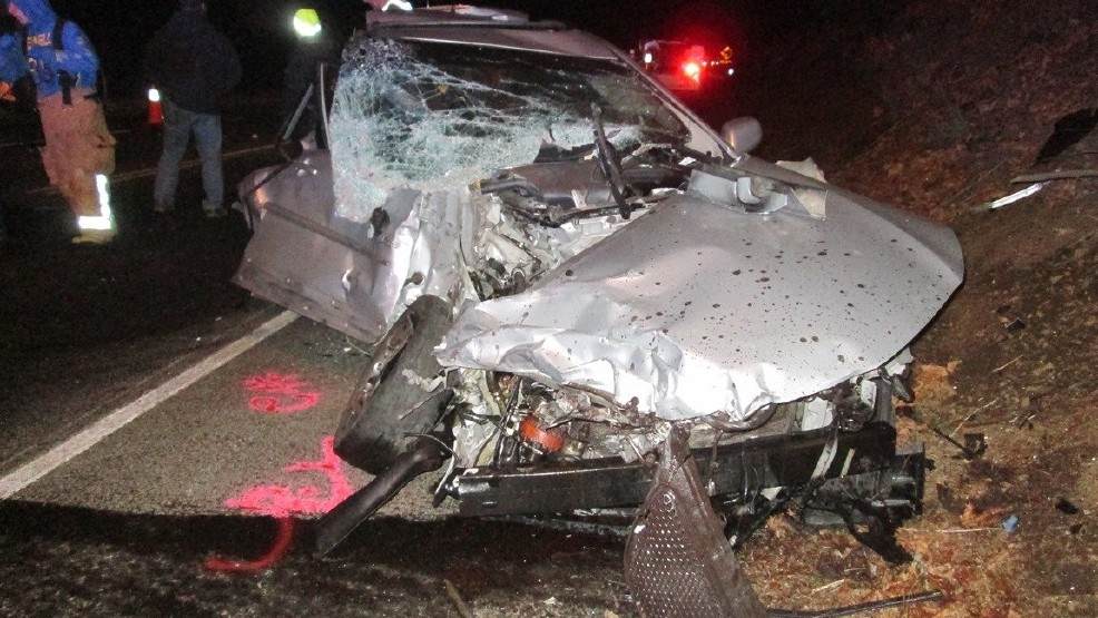 Police: Cottage Grove man involved in fatal crash near Seaside | KVAL