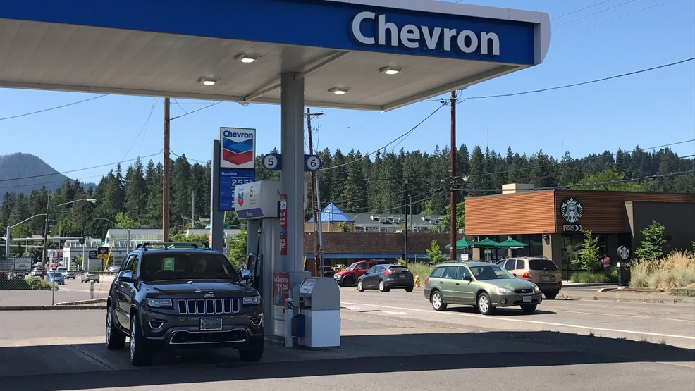 Gas Prices Oregon >> Gas Prices Dip Ahead Of Thanksgiving But At 3 Year High For