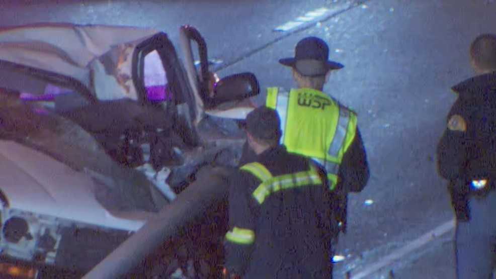 Washington State Patrol identifies driver killed in I-5 crash near