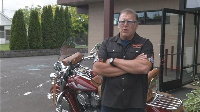 Are there criminal motorcycle gangs in Eugene? | KVAL