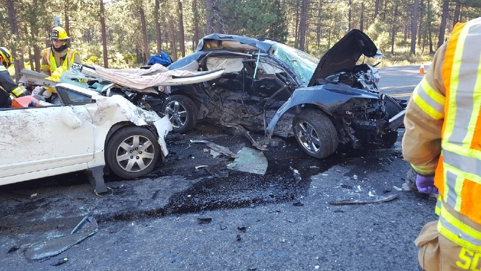 1 dead, 1 seriously injured in crash on Hwy 97 south of Bend | KVAL