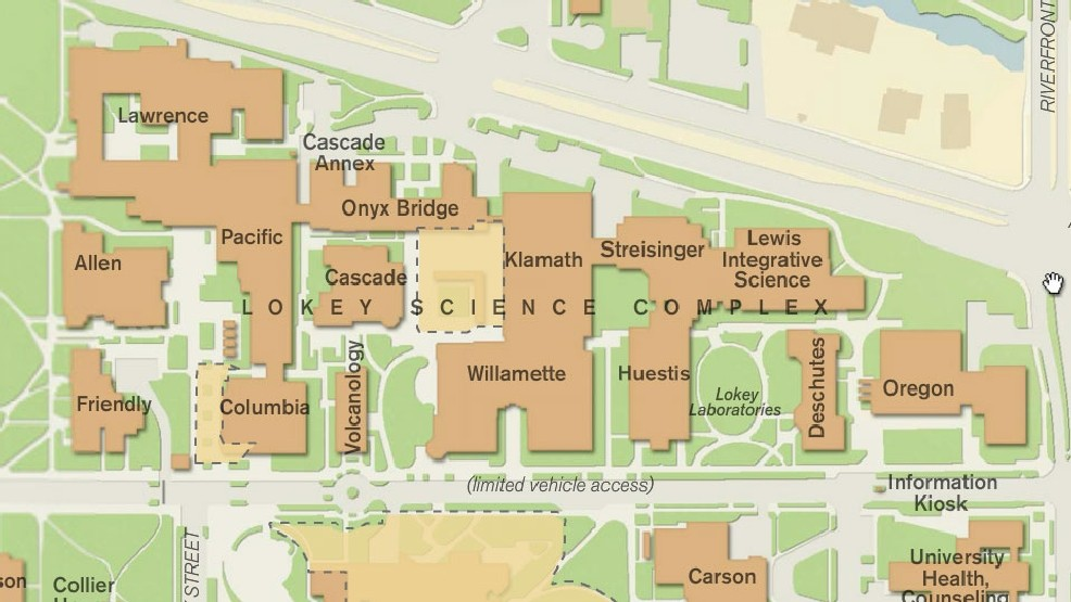 Gas leak reported on UO campus | KVAL