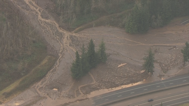 Search Continues For Oregon Nurse Swept Away By Mudslide Kval